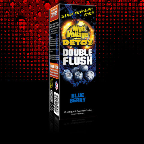 High Voltage Double Flush - Bulldog420 Best Head Shop UK