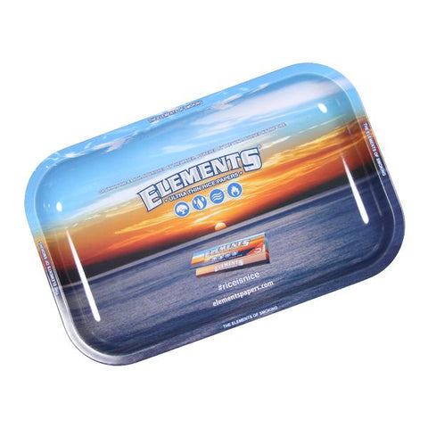 Elements Rolling Tray | Large - Bulldog420 Best Head Shop UK