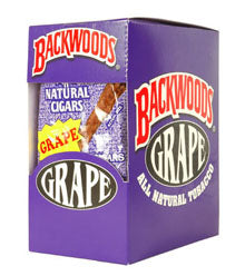 Backwoods Grape Cigars 5 Pack - Bulldog420 Best Head Shop UK