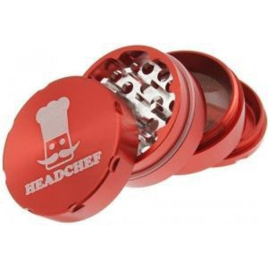 Head Chef Razor Grinder - Bulldog420 Best Head Shop UK