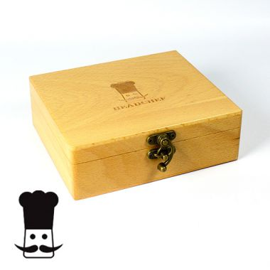 Head Chef Rolling Box | Beech - Bulldog420 Best Head Shop UK
