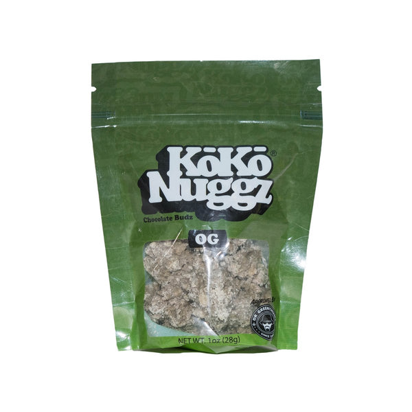 Koko Nuggz OG - 1oz Baggie - Bulldog420 Best Head Shop UK
