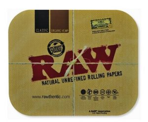 Raw Magnetic Tray Cover | Small - Bulldog420 Best Head Shop UK