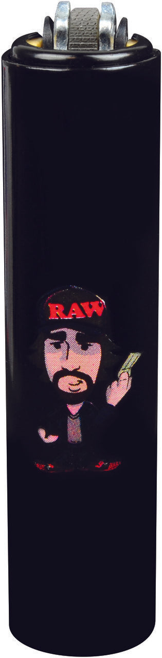 Raw Guy Lighters - Bulldog420 Best Head Shop UK