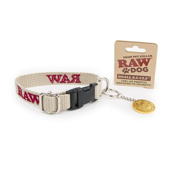 RAW Pet Collar - Bulldog420 Best Head Shop UK