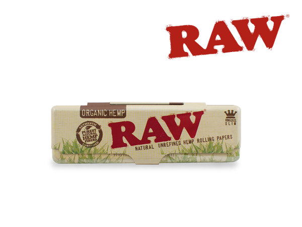 Raw Organic Skin Tin - Bulldog420 Best Head Shop UK