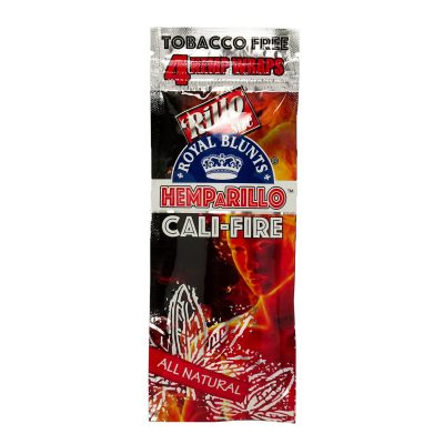 Royal Hemparillo Blunts Cali Fire - Bulldog420 Best Head Shop UK