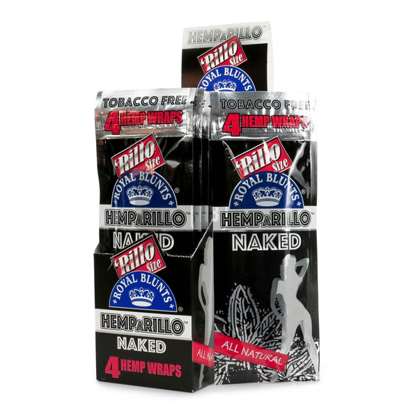 Royal Hemparillo Blunts Naked - Bulldog420 Best Head Shop UK