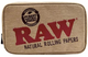 RAWTHENTIC! RAW Smell Proof Smokers Pouch - 5 Layer Odour Protection! (Large)