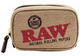 RAWTHENTIC! RAW Smell Proof Smokers Pouch - 5 Layer Odour Protection! (Small)