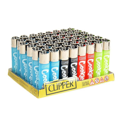 Clipper Cookies lighters - Bulldog420 Best Head Shop UK