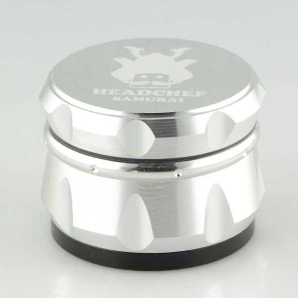 Head Chef Samurai Grinder - Bulldog420 Best Head Shop UK