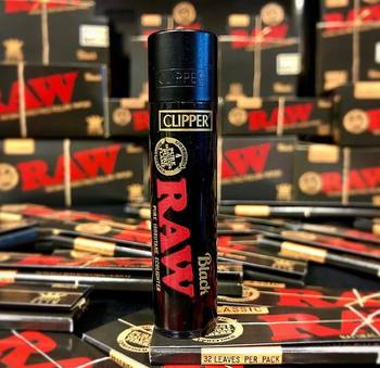 Raw Black Clipper Lighter - Bulldog420 Best Head Shop UK