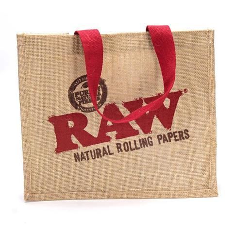 Raw Burlap Bag - Bulldog420 Best Head Shop UK