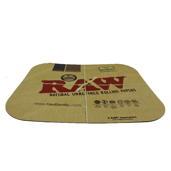RAW Magnetic Tray Cover | Medium - Bulldog420 Best Head Shop UK