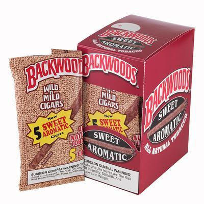Backwoods Sweet Aromatic (Authentic)5 Pack - Bulldog420 Best Head Shop UK