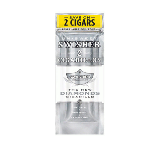 Swisher Sweets Diamond Cigarillo - Bulldog420 Best Head Shop UK
