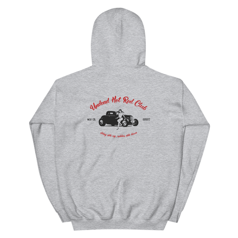HOT ROD CLUB HOODIE