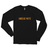 UNDEAD MOTO LONG SLEEVE