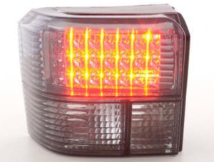 VW T4 led rear light cluster, light smoke