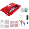12 Kinds/Pack Emergency Kits First Aid Kit Pouch Bag Travel Sport Rescue Medical Treatment Outdoor Hiking Camping First Aid Kit - Super Deal Hero