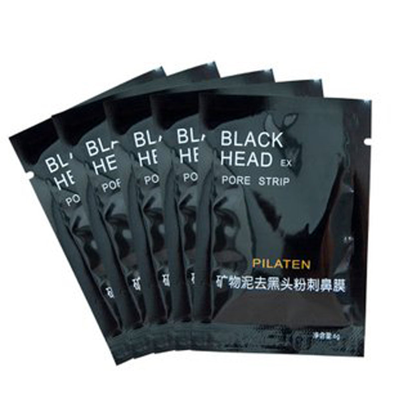 10pcs Minerals Conk Nose Mask Blackhead Remover Face Mask Pore Cleanser Black Head Nose Strip Pore Black Mask Strip Maquiagem - Super Deal Hero