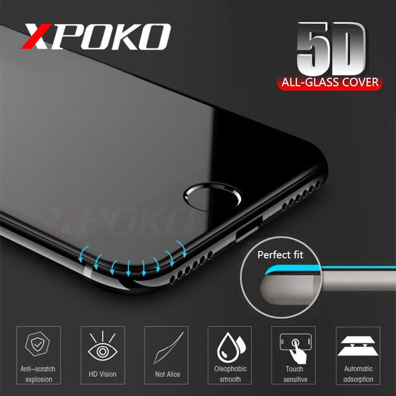 iPhone Tempered Glass Screen Protector - Super Deal Hero