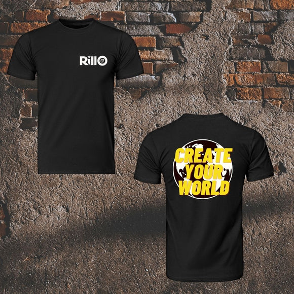 Create Your World Rillo87 T-Shirts