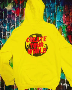 Create Your World Hoodie