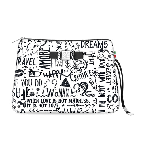 Travel Pouch Large*