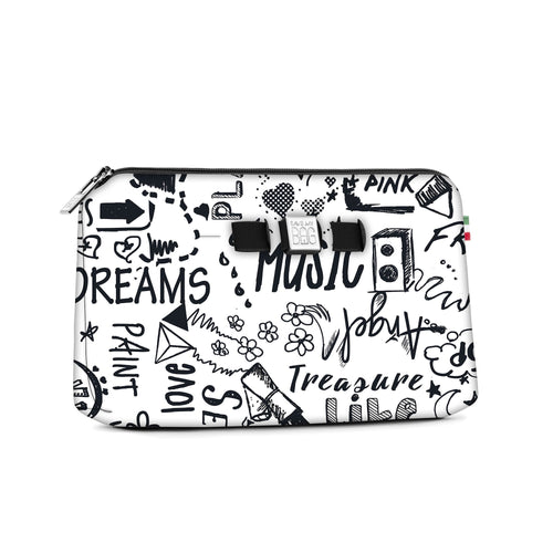 Medium travel pouch*