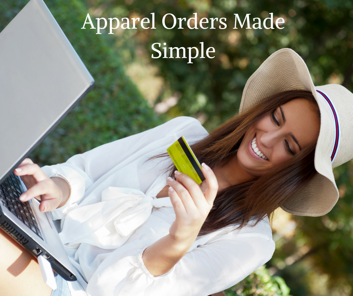 Group Apparel Ordering Made Simple