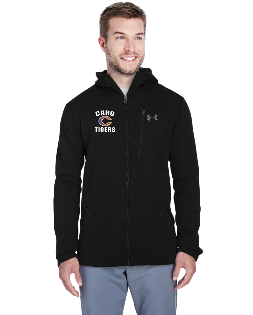 Tigers Embroidered Under Armor Hoody