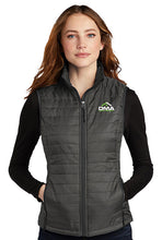 Packable Puffy Vest