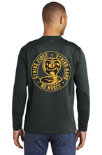 Cobra Long Sleeve Dri-Fit Crewneck Sweatshirt