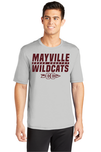 Mayville Cross Country Drifit T-shirt