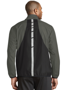 Men's Reflective Embroidered Jacket