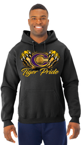Tiger Pride Hooded Sweatshirt