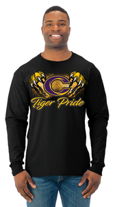 Tiger Pride Long Sleeve