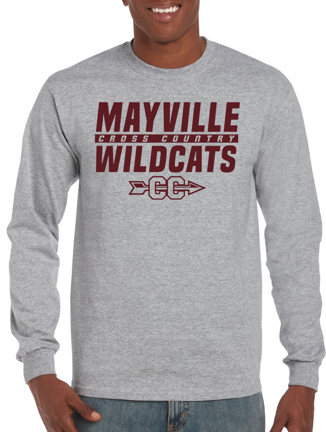 Mayville Cross Country Long Sleeve