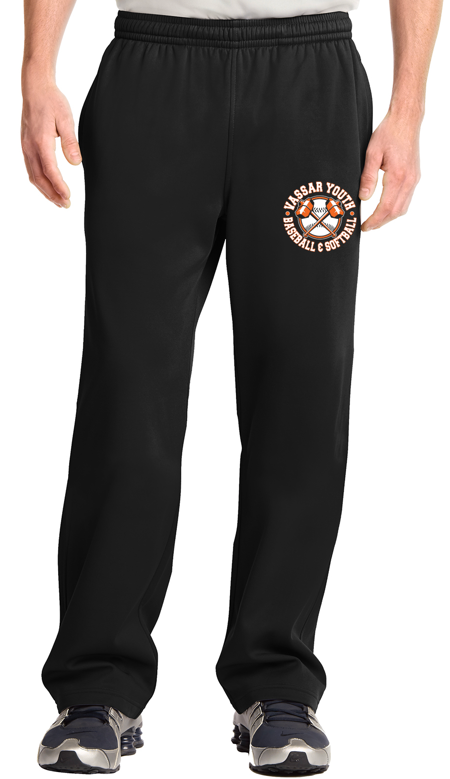#10 Adult - Performance Polyester DriFit Warm Up Pants