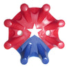 Pulsar Golf Cleats (Fast Twist) | Red/White/Blue Star