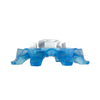 Pulsar Golf Cleats (Fast Twist® 3.0) | Translucent Neon Blue/White