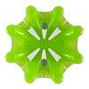 Pulsar Golf Cleats (Fast Twist 3.0) | Translucent Neon Green/White