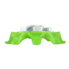 Pulsar Golf Cleats (Fast Twist® 3.0) | Translucent Neon Green/White