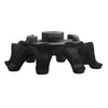 Pulsar Bulk Golf Cleats (PINS) | Black/Silver