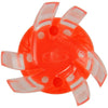 Softspikes® Silver Tornado (Fast Twist® 3.0) | Clear/Red