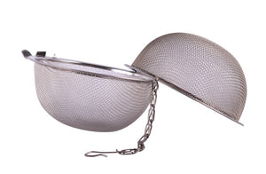 Large 3.5 Inch Stainless Steel Mesh Tea Infuser Strainer Filter Ball