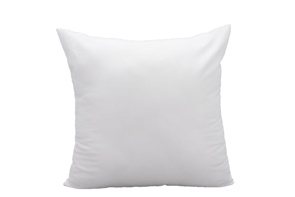 Pal Fabric Microfiber Made in USA Pillow Insert 20x20