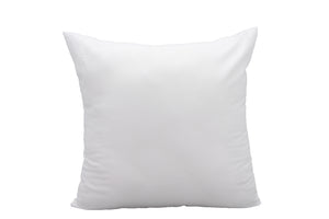 Pal Fabric Microfiber Made in USA PIllow insert 16x16